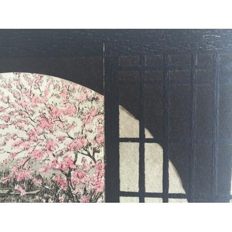 Kuniyoshi Utagawa - l'acteur Sawamura Gennosuke